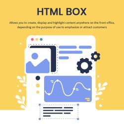 HTML Box - PrestaShop HTML box free module