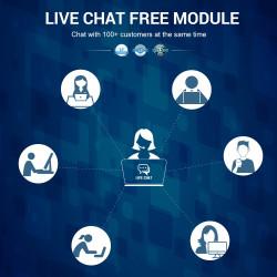 LIVE CHAT module for Prestashop – Free version