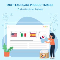 Multi-language Product Images Module