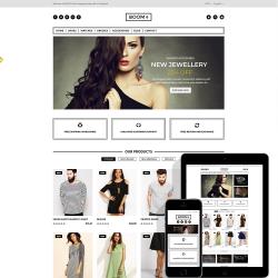 Boom - Fashion & Accessories PrestaShop Theme